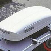 Автомобильный бокс Menabo Mania 460 DUO (белый) фото