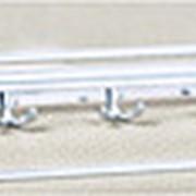 Крючки и полка для ванной комнаты 1689 фото