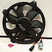 Вентилятор радиатора Citroen C5 2004-2008 фото