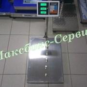 Весы торговые напольные 300 кг Олимп С-300 фото