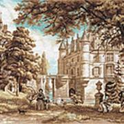 В парке замка Шенонсо фото