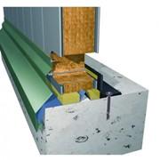 Лента уплотнительная EUROBAND ПЭС 40х8 для монтажа сэндвич-панелей фото