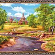 Гобеленовая картина 100х50 GS398 фото