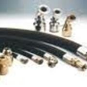 Шланги / рукава высокого, сверхвысокого и низкого давления ремонт (гидравлика, топливо, воздух. вода и т.д.), производство фото
