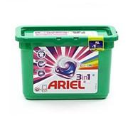 Капсулы Ariel 3 в 1 для стирки, 15 шт фото