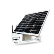 Автономный комплект 4G видеонаблюдения AVT DOZOR Q2A solar фото