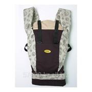 Рюкзак кенгуру SELBY Freedom шоколадно бежевый фото