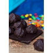 Печенье Ежик в глазури фото