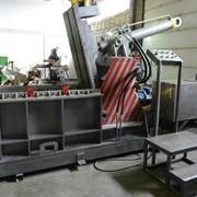 Гидравлический пакетировочный пресс для металлолома ПГП-253 фото