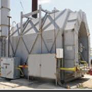 Печь нагрева водонефтяной эмульсии ПНЭ-2,7, Печи фото