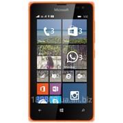 Телефон Мобильный Microsoft Lumia 435 Dual Sim (Orange) фото