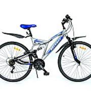 Велосипед горный rockway hawk 263404r/02 фото