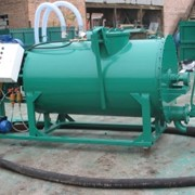 Установка для производства пенобетона ПБС-75ПВМ фото