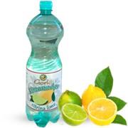 """Лимонад """"GORKI"""" со вкусом """"Лимон-лайма"""" 1,5 л. фото"""