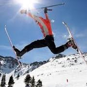 Зимний отдых,горнолыжные курорты. фото