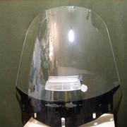 Полировка ветровиков (мотостекол) фото