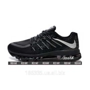 Кроссовки Nike Air Max 2015 Black/White арт. 23299 фото