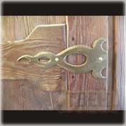 Фурнитура дверная кованая фото