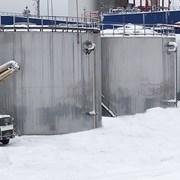 Резервуар вертикальный стальной РВС фото