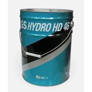 Масло гидравлическое GS HYDRO HD 100 фото