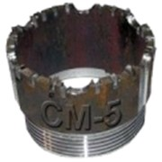Буровая коронка СМ-5В Д93 фото