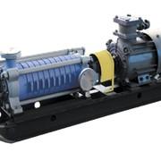 Насос ЦНС 300-120, ЦНС 300-180, ЦНС 300-240, ЦНС 300-300, ЦНС 300-360 секционный центробежный для воды с двигателем агрегат цнсг wyc ацнс300 фото