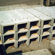 Лоток теплотрасс, железобетонный Серия 3.006.1-8, ЛК 300.45.60 фото