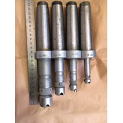 Расточные оправки конус морзе 4 с мекрометрической подачей резца. фото
