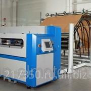 Автоматический станок для производства упаковки из гофрокартона У фото