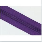 Молния рулонная обувная №7 в ассортименте, фиолетового цвета фото