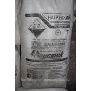 Каустическая сода (25 кг в меш.) фото