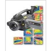 Тепловизионное обследование и диагностика объектов фото