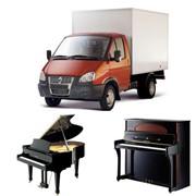 Перевезення піаніно, сейфів та меблів фото