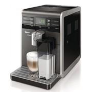 Автоматическая кофемашина Philips Saeco Moltio One Touch Cappuccino Black фото