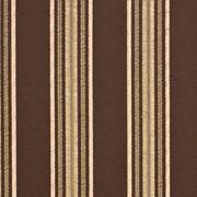 Ткань мебельная Жаккардовый шенилл Caprice Stripe Chocolate фото