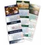 Календари настенные, продажа, заказать, купить, оптом, Астана фото