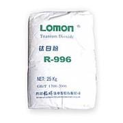 Диоксид Титана Lomon R-996 фото