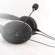 Съёмный микрофон для любых наушников ModMic (версия 4.0) фото