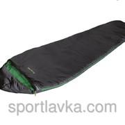Спальный мешок High Peak Lite Pak 800 / +8°C Left Black/green 922673 фото