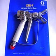 Пистолет XTR 7.SS.(4) 517 bar (с соплодержателем) GRACO фото