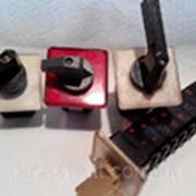 Переключатели пакетные ПКУ3-12С4037У3 16А фото
