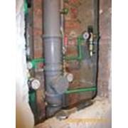 Ремонт наружных сетей водопровода, отопления, канализации фото