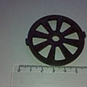 Z037.44 Решетка для мант и колбас №4 к электромясорубке DELFA (Д-54) фото