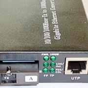 Конвертер 1000 - SM 1.31/1.55 20км SC 5В 55685