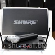 Микрофон - радиосистема Shure Beta 87-2 фото
