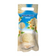 Мороженое с ароматом ванили фото