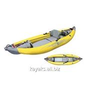 Каркасно-надувной каяк StraitEdge Kayak от Advanced Elements фото