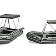 Тент для лодки Bark модель BT-290, BT-310, B-270, B-300, BN-310, BN-330 фото