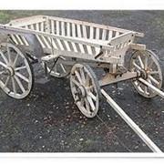 Повозки конные купить под заказ Украина Черниговская область возможен экспорт фото