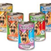 Корм для собак Simba влажный 1260 гр фото